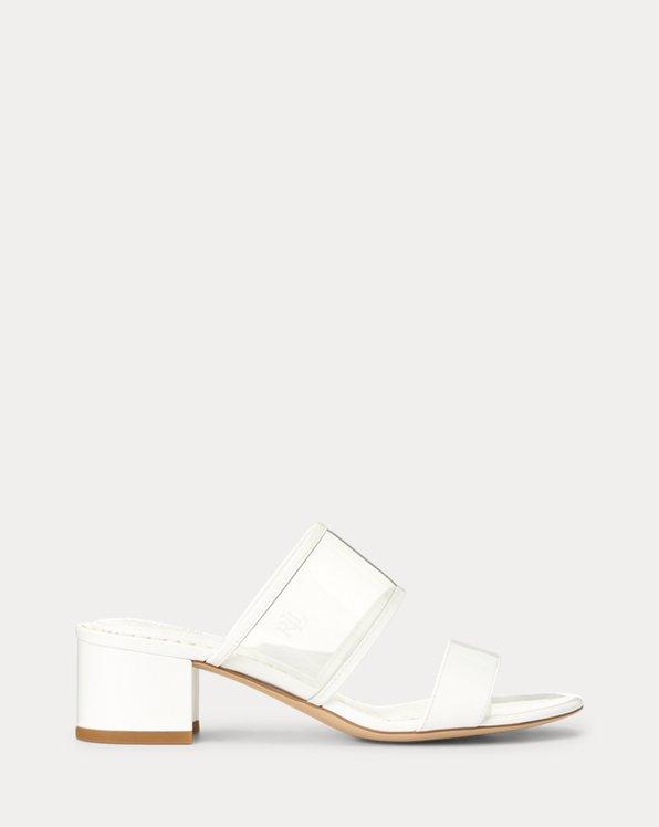 Whitni Patent Leather Sandal