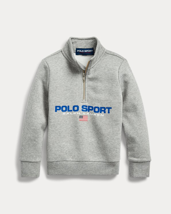 Polo Sport Half-Zip Sweatshirt