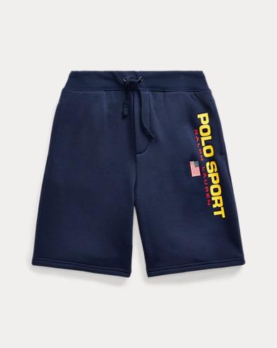 Short PoloSport en molleton