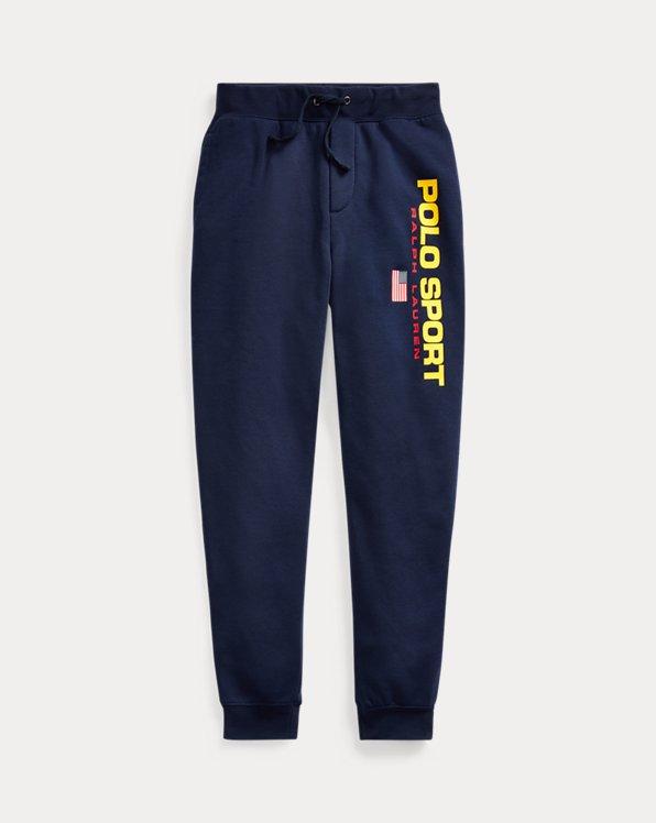 Pantalón jogger polar Polo Sport