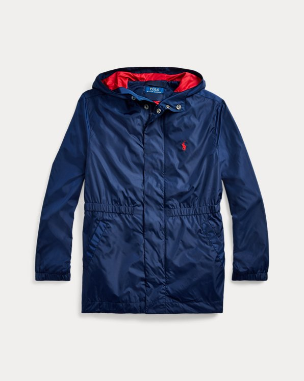 2-in-1 Water-Resistant Jacket