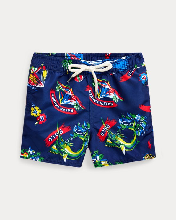 Short de bain tropical Captiva
