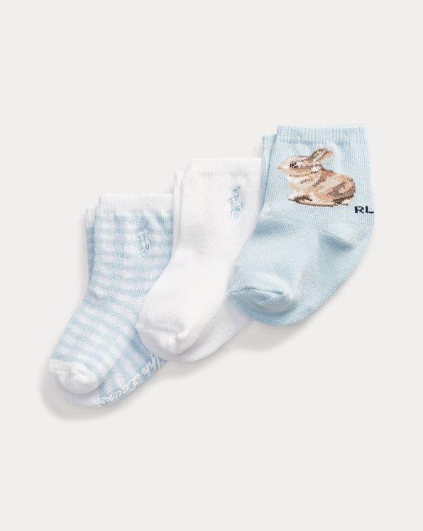 Bunny Sock 3-Pack
