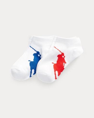Big Pony Crew Sock 2-Pack
