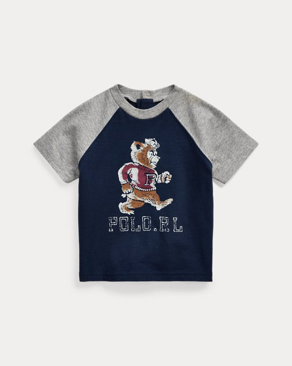 T-shirt de baseball PoloTigers