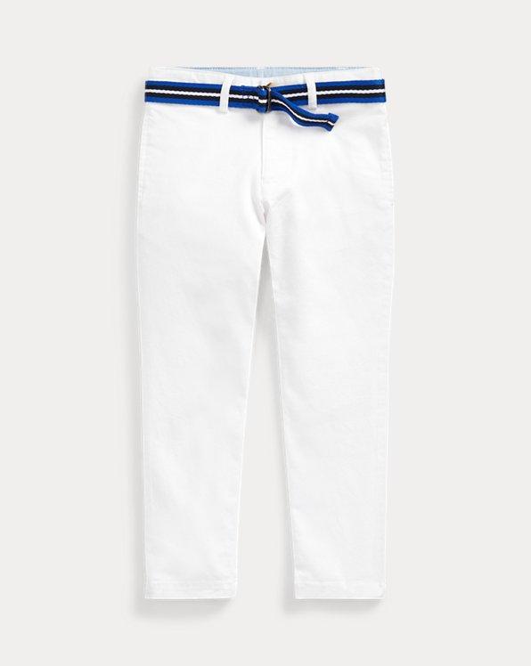 Chino skinny stretch con cintura