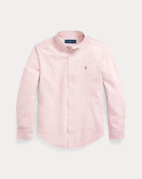 Camisa de mezcla de algodón