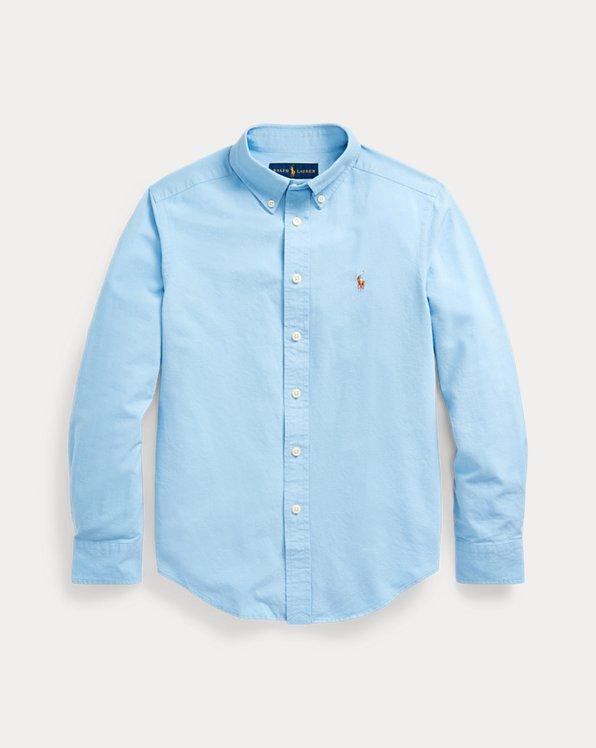 Hemd aus Baumwollmischung