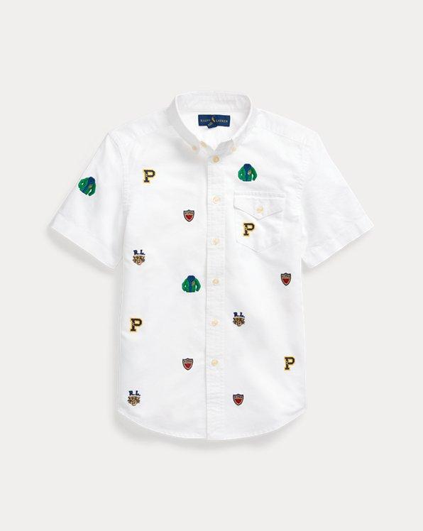 Collegiate Oxford Shirt