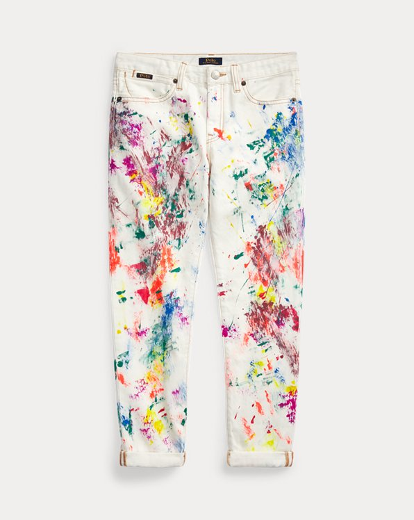 Slim-Boyfriend-Jeans Astor