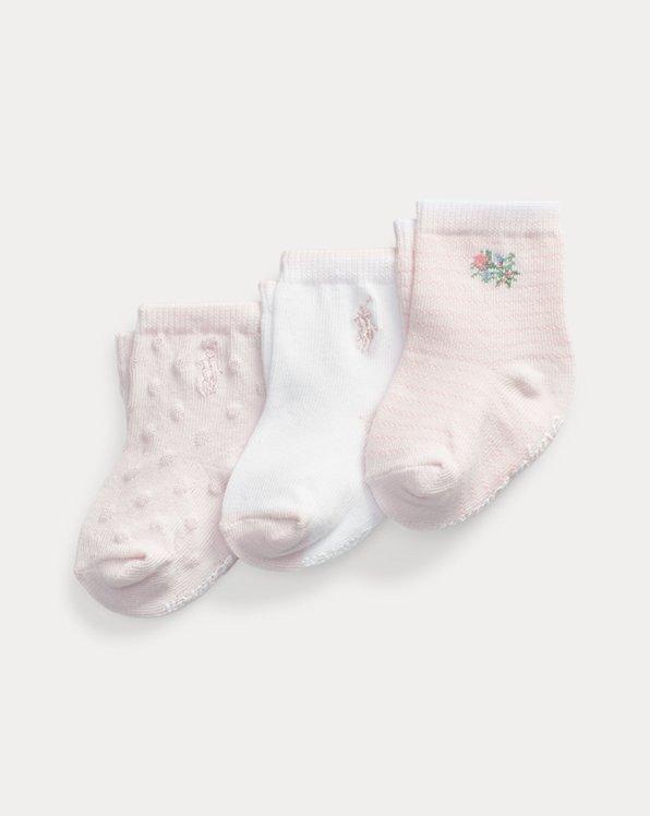 Tre paia di calze sportive