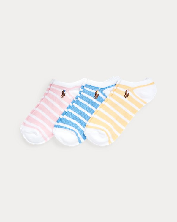 Striped Oxford Sock 3-Pack