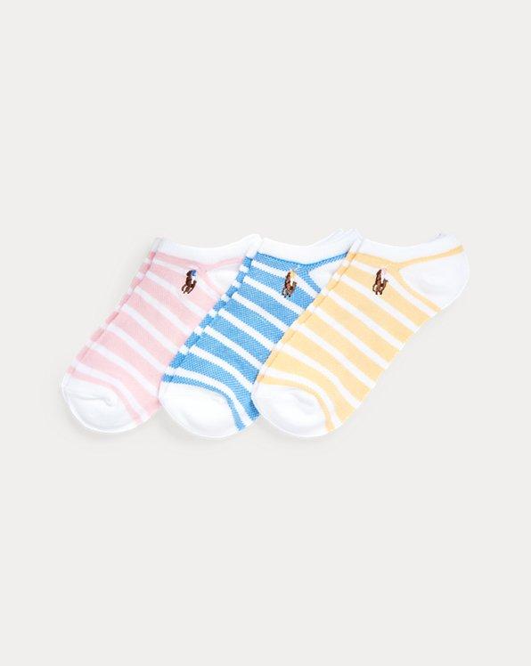 Striped Oxford Sock 3-Pack