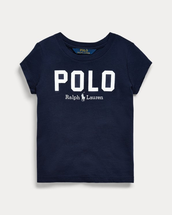 Polo Cotton Jersey Tee