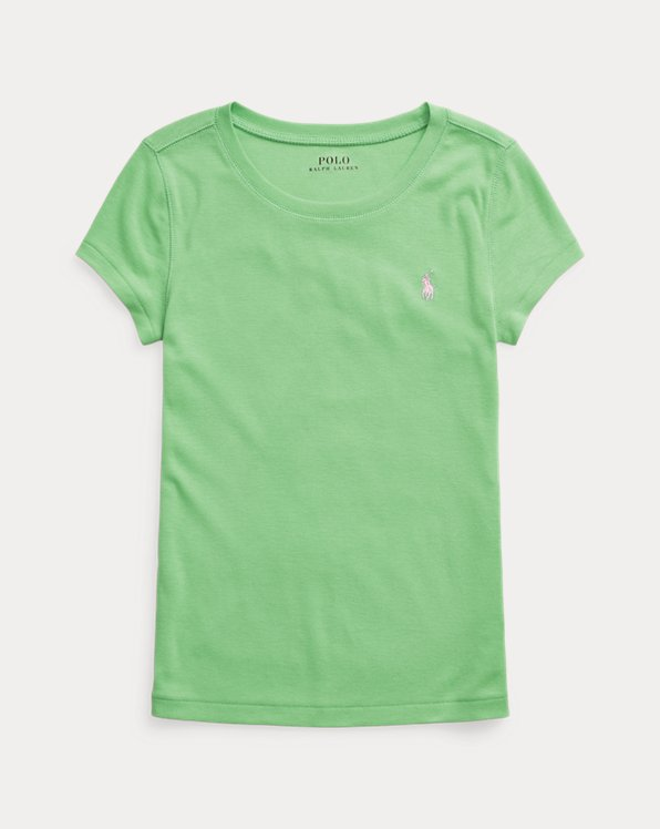 Maglietta in cotone e modal