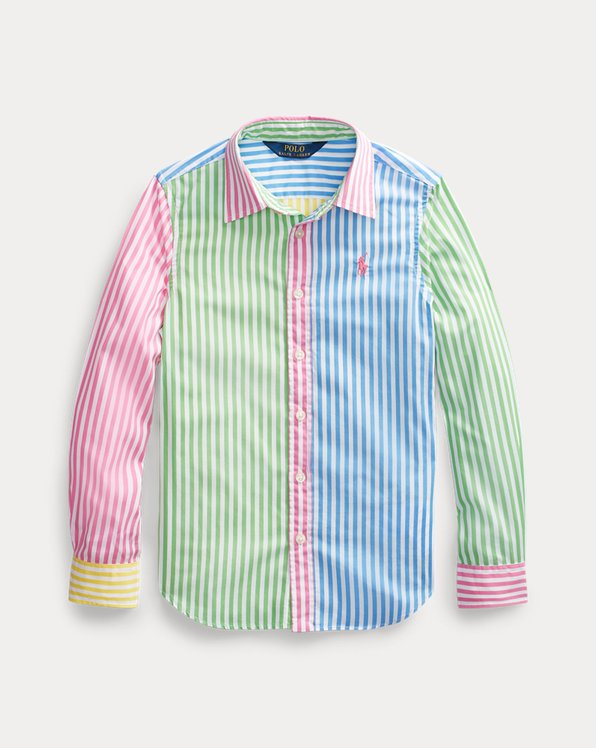 Cotton Poplin Fun Shirt