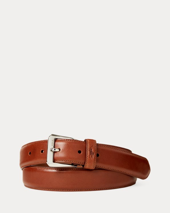 Smooth Calfskin Belt