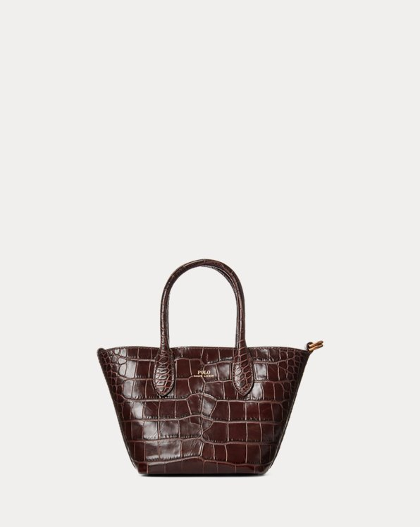 Embossed Mini Bellport Tote