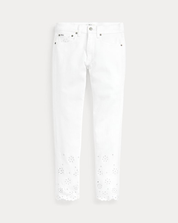 Jeans corti Tompkins skinny