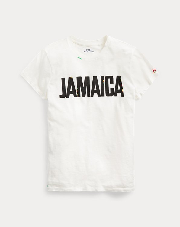 T-shirtJamaica àmanches courtes