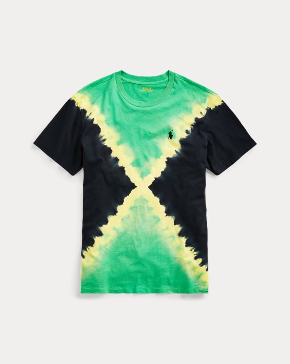 Big Fit Tie-Dye Tee