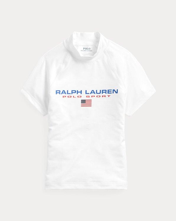 Camiseta recortada Polo Sport