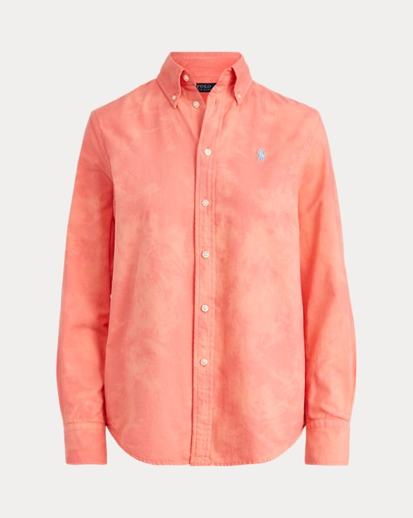 Relaxed Fit Cotton Shirt