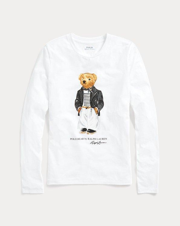 Polo Bear Crewneck Shirt