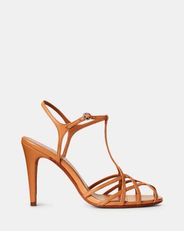 Freida Leather Sandal