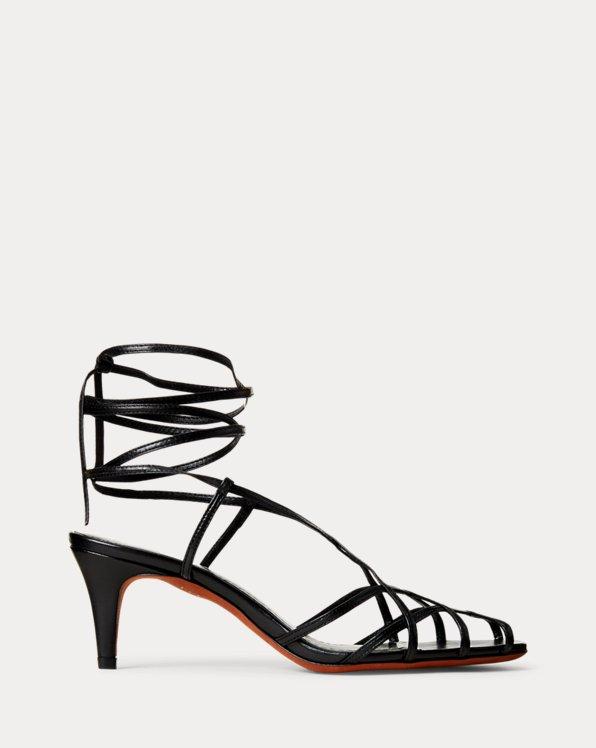 Deana Leather Sandal
