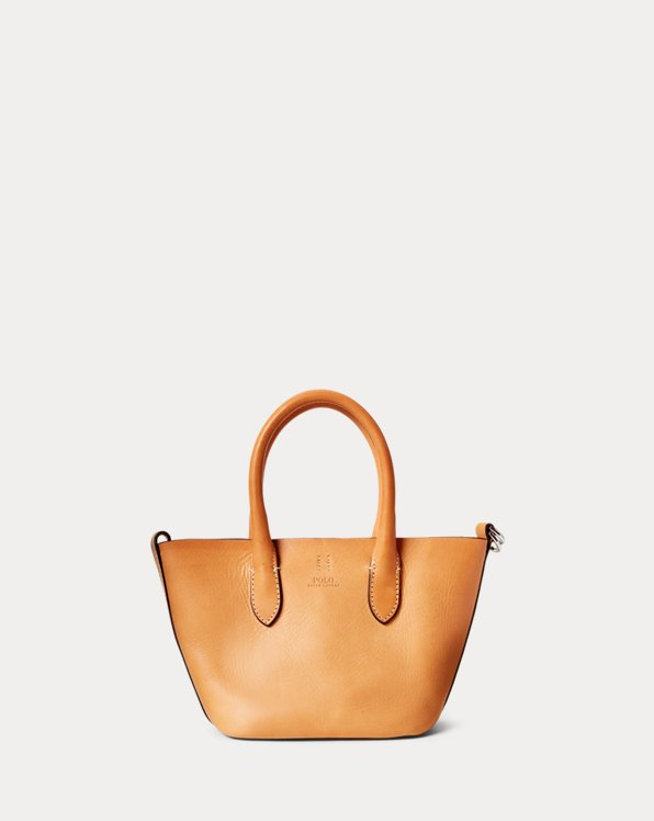 Tote Bellport mini in pelle