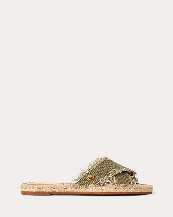 Marni Canvas Sandal