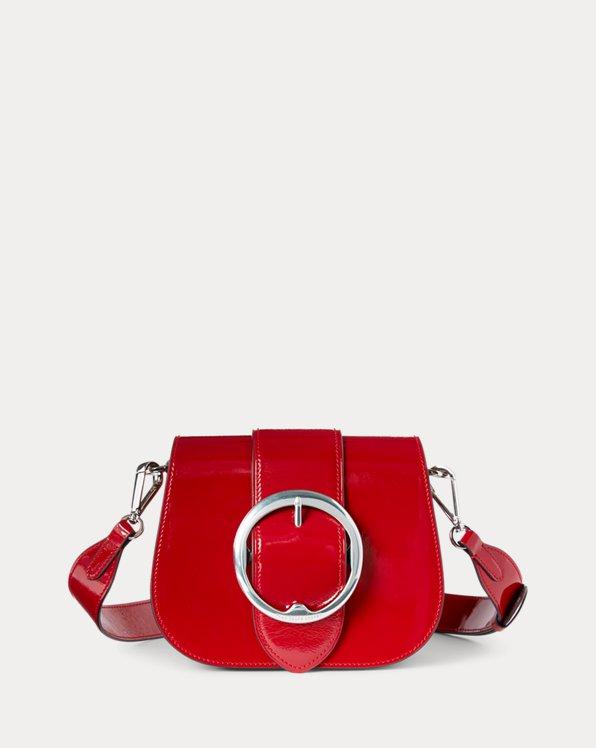 Leather Lennox Crossbody Bag