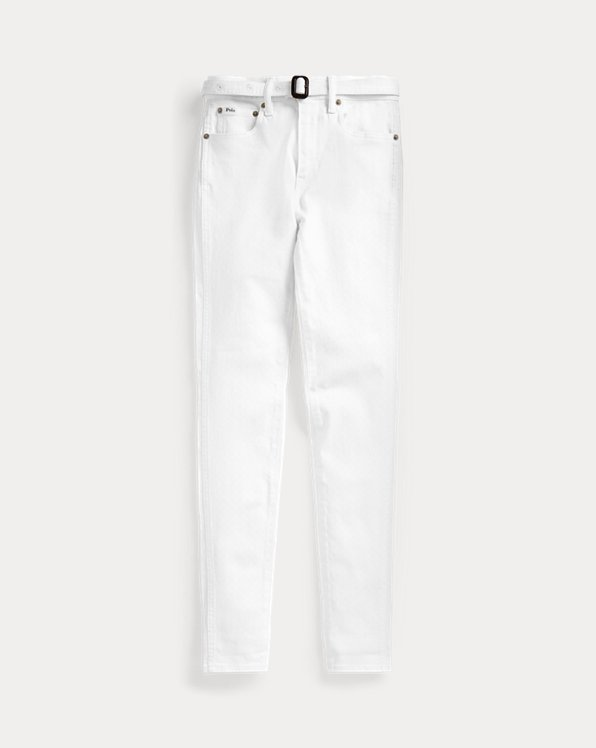 Jean skinny Tompkins taille haute