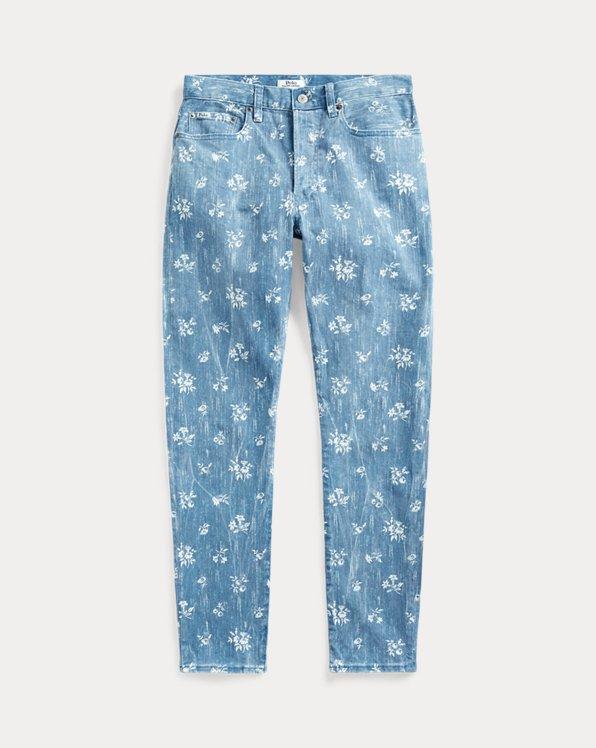 Jeans Callen a vita alta Slim-Fit