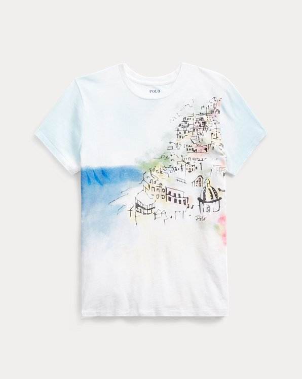 Jersey Graphic Tee