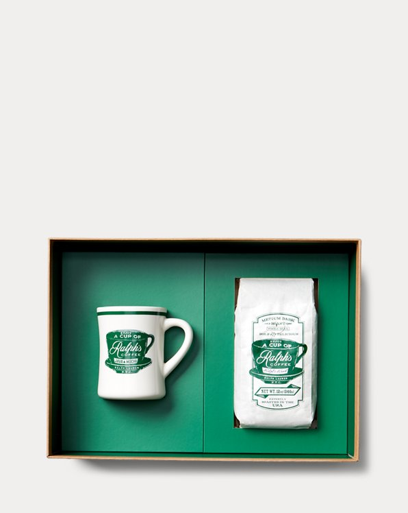 Ralph's Coffee Mug Gift Set