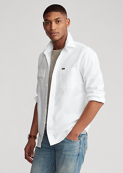 Polo RalphLauren Classic Fit Oxford Workshirt