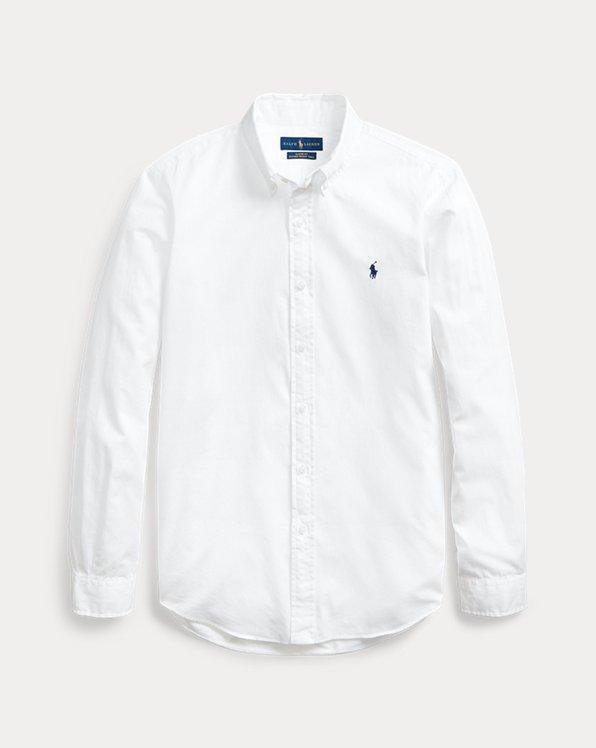 Men S Casual Shirts Button Down Shirts Ralph Lauren
