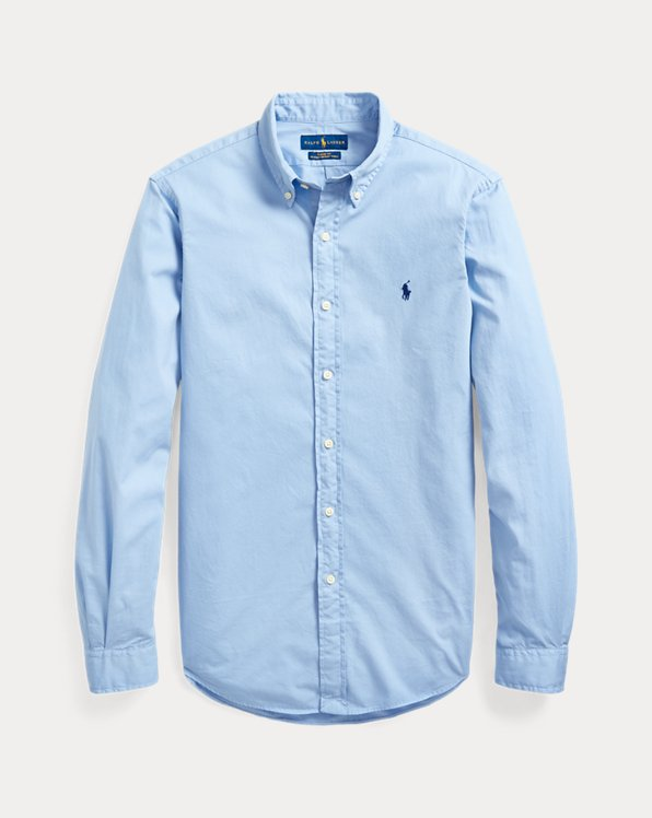 Classic Fit Twill Shirt