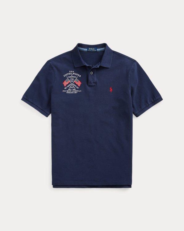Classic Fit Americana Polo