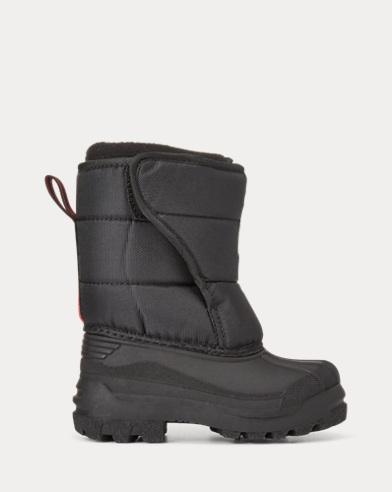 Fleece-Lined Snow Boot