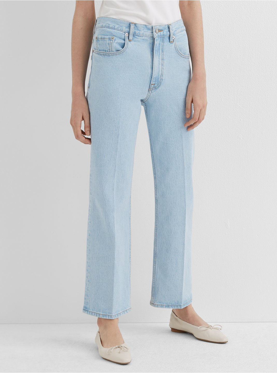 The Structured Bootcut