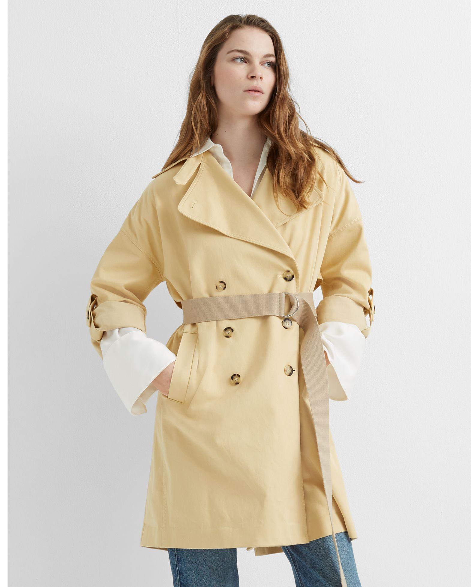 轻奢品牌CLUB MONACO 低至2.5折!收大衣羊绒衫!
