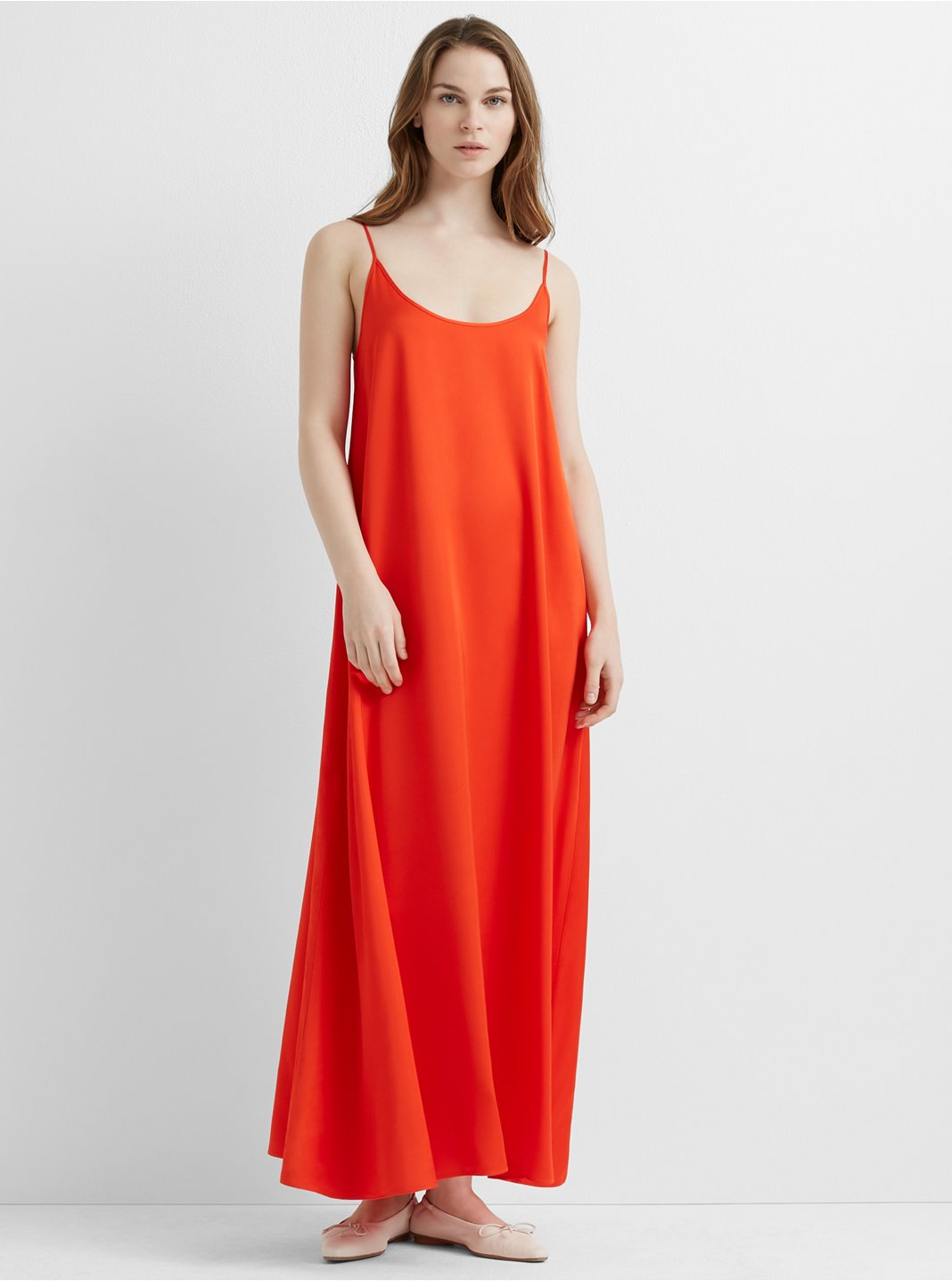 Trapeze Slip Dress