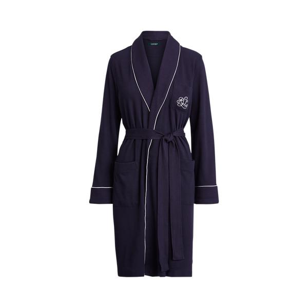 Polo Ralph Lauren Short Shawl-Collar Robe