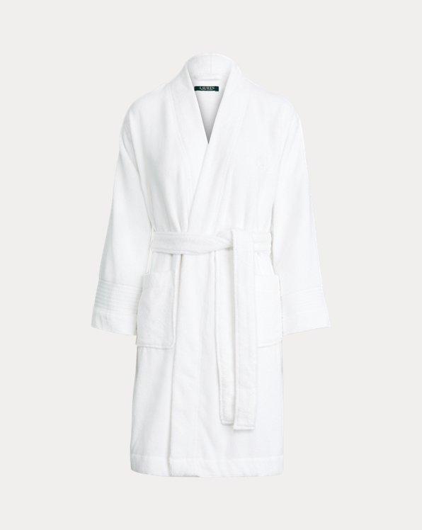 Polo Ralph Lauren Cotton Terry Cloth Robe