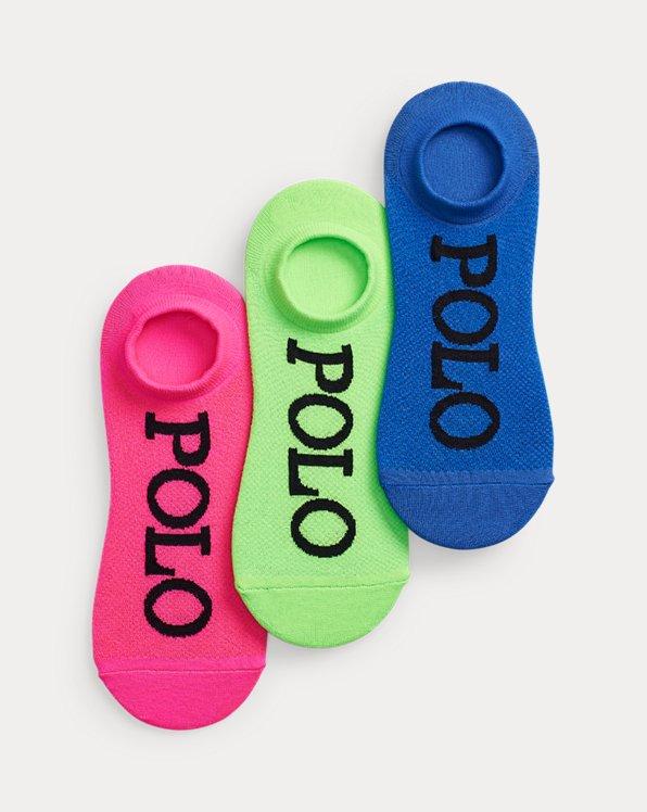 Mesh-Top Ultralow Sock 3-Pack