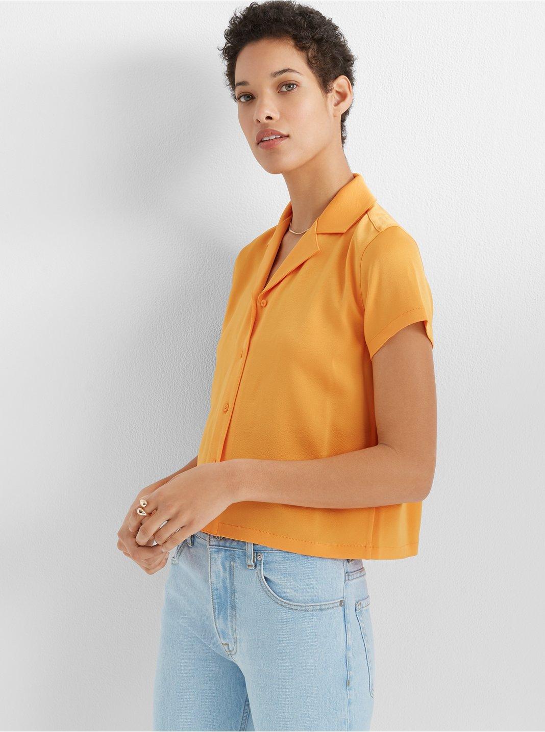 Hammered Shine Shirt