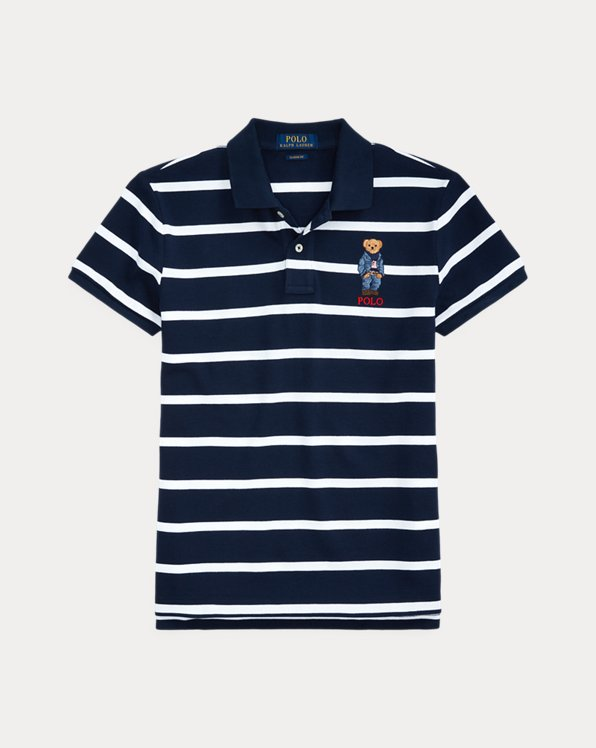 Classic Fit Polo Bear Polo Shirt